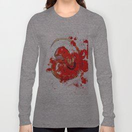 Alien chestbursting Long Sleeve T-shirt
