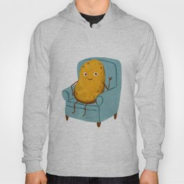 Couch Potato Hoody