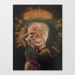 fixing the everything Canvas Print