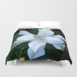 Gardenia Duvet Cover