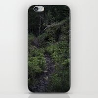 swedish iPhone & iPod Skins featuring Swedish forest by Emelie Johansson