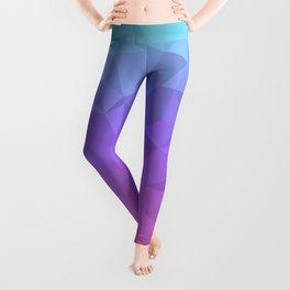 Jewel Tones - Flipped Leggings