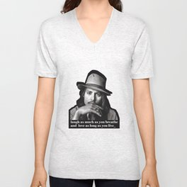 johnny depp Unisex V-Neck