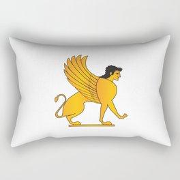Sphinx Rectangular Pillow