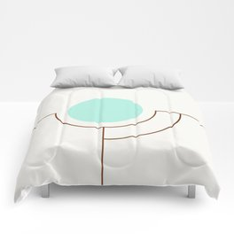 Balm 05 // ABSTRACT GEOMETRY MINIMALIST ILLUSTRATION by Comforters