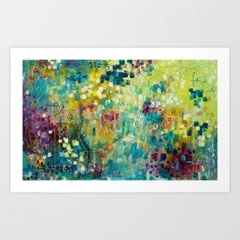 Rays of Joy Art Print
