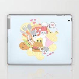 Kawaii Food Laptop & iPad Skin