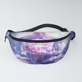 On The Edge of Harmony Fanny Pack