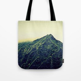 Kane'ohe Ridge  Tote Bag
