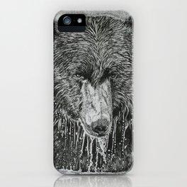 water bear iPhone Case