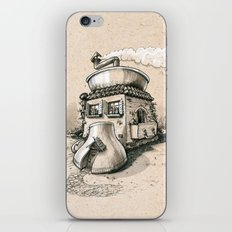 Coffee House iPhone & iPod Skin