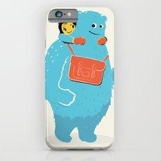 Blue-Monster Piggy-Ride iPhone 6s Slim Case