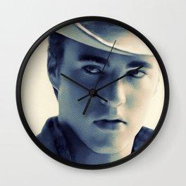 Ricky Nelson, Music Legend Wall Clock