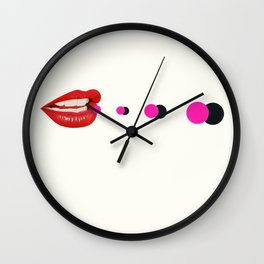 The Conversation Wall Clock