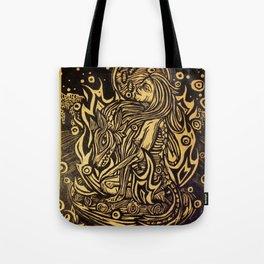 La Loba Tote Bag