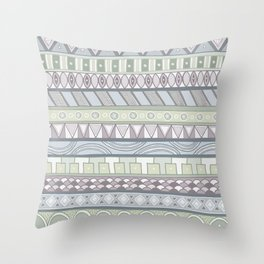 Simple Pattern Throw Pillow