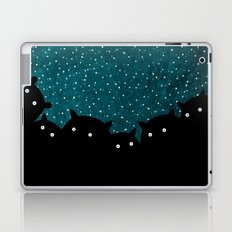 Squirrels by night #1 Laptop & iPad Skin