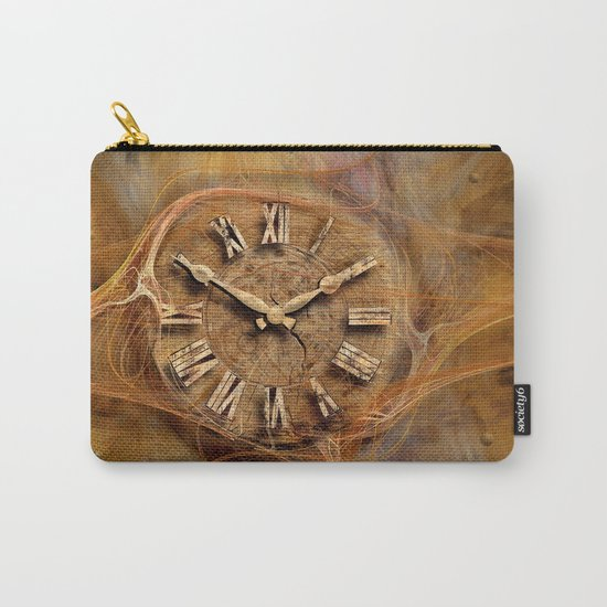 Tempus fugit ! Carry-All Pouch