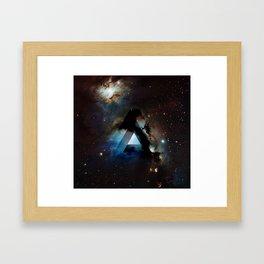 Universe One Framed Art Print