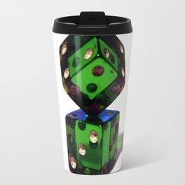 Rigged dices Travel Mug