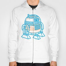 Cheeseburger R2-D2 Hoody