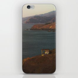 Lookout Spot iPhone Skin