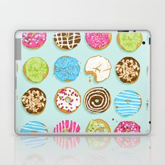 Sweet donuts Laptop & iPad Skin
