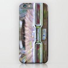 Thunderbird Lanes iPhone 6s Slim Case