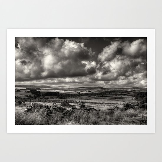 Dartmoor Art Print