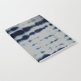 Shibori Strips Notebook