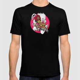 Battle Cat T-shirt