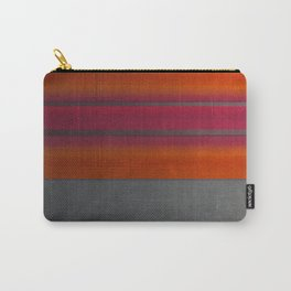 """Architecture, cement texture & colorful"" Carry-All Pouch"