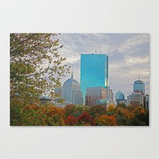 BOSTON STAND UP Canvas Print