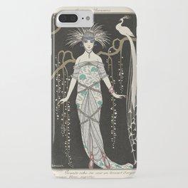 Journal des Dames et des Modes Costumes - George Barbier, 1914 iPhone Case