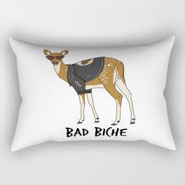 Bad Biche Rectangular Pillow