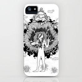 Groundwalker iPhone Case