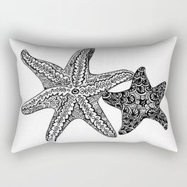 Seastars Rectangular Pillow