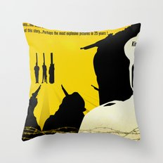 Paths of Glory Throw Pillow