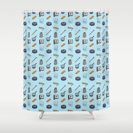 Inventory Shower Curtain