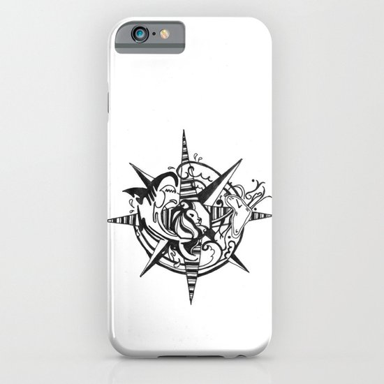Tattoo 1 iPhone & iPod Case