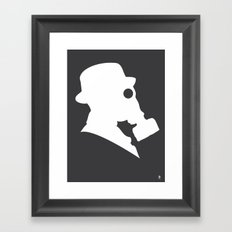 My Dexterous Shadow 3 of 4 Framed Art Print