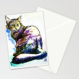 Ms. KittyLittleHead Stationery Cards