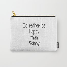 Hungry Girl Carry-All Pouch