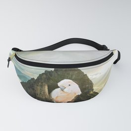 Cockatoo Mountain Fanny Pack