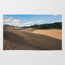 Great Sand Dunes, CO Rug