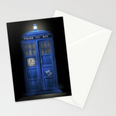 """""""Death – The Doctor's Truest Companion"""" Stationery Cards"""