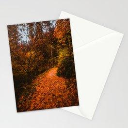 Autumn Arboretum Stationery Cards