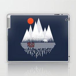 Chill of Winter Laptop & iPad Skin