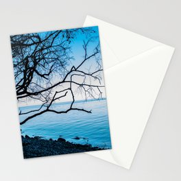 lovely loneliness Stationery Cards