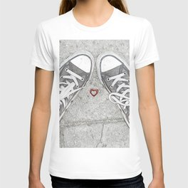 Sneaking Up On Love T-shirt